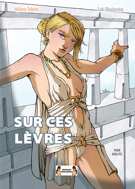 Murano Publishing – Sur Ces Lèvres