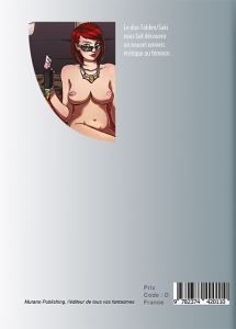 Murano Publishing - Sur Ces Lèvres - arriere