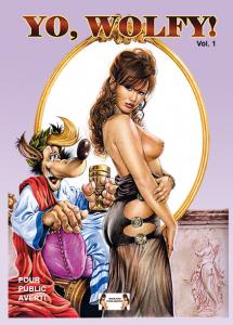 Murano Publishing - Yo Wolfy